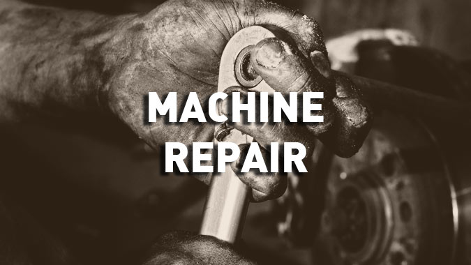 Machine-Repair-services