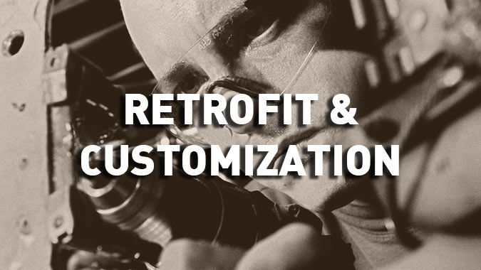 Retrofit-services