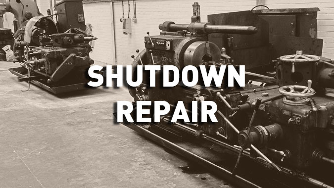 Shutdown-Repair-services